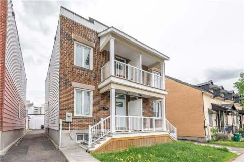 Townhouse for sale at 422 Clarence St Ottawa Ontario - MLS: 1193973