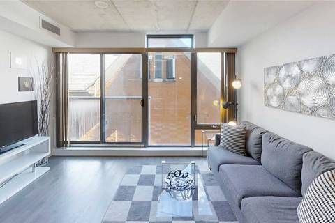 Apartment for rent at 560 King St Unit 422 Toronto Ontario - MLS: C4610145