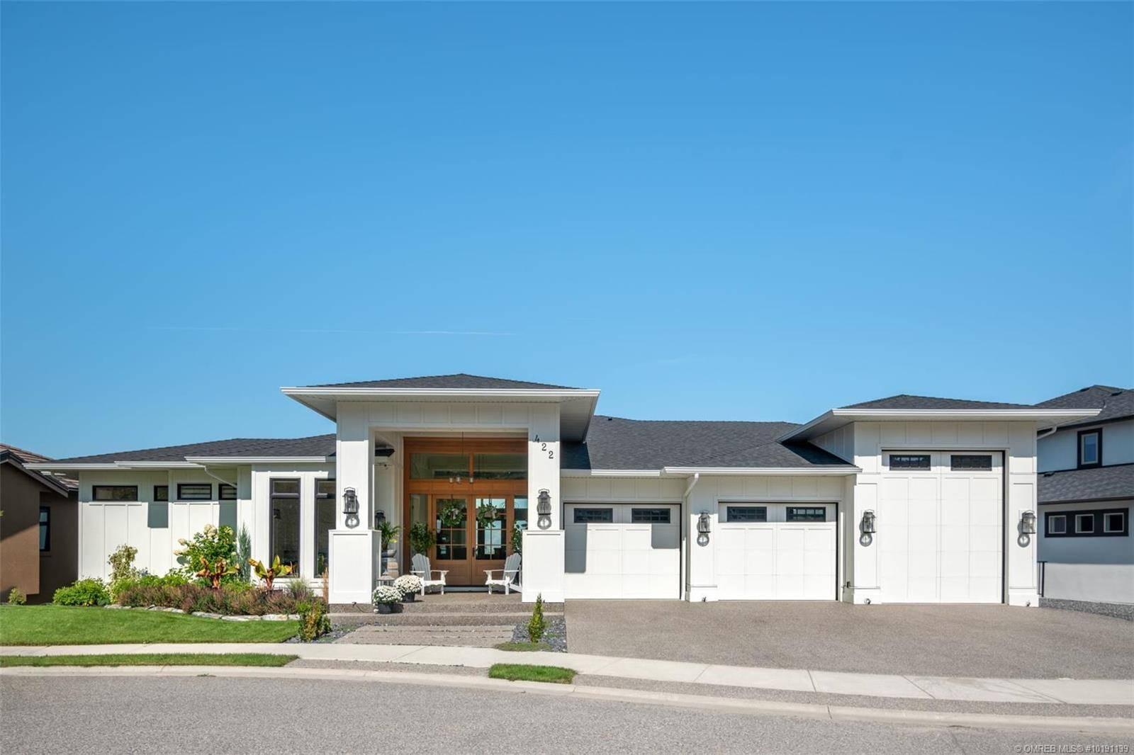 House for sale at 422 Audubon Ct Kelowna British Columbia - MLS: 10191139