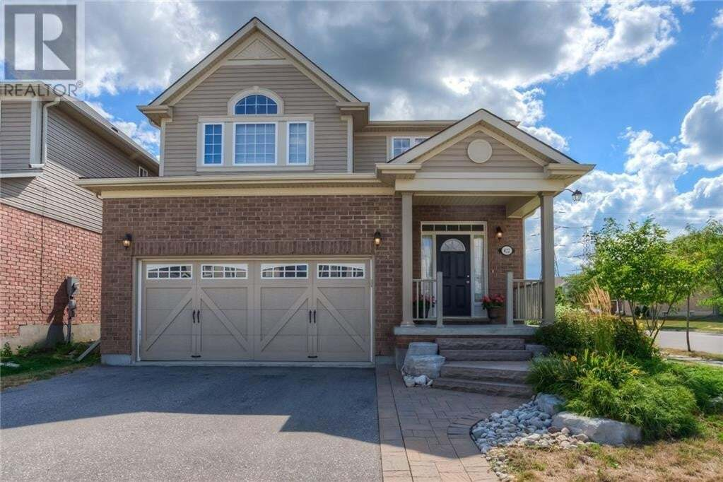 House for sale at 422 Bamberg Cres Waterloo Ontario - MLS: 30825615