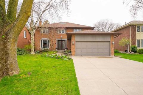 House for sale at 422 Barclay Cres Oakville Ontario - MLS: W4485431