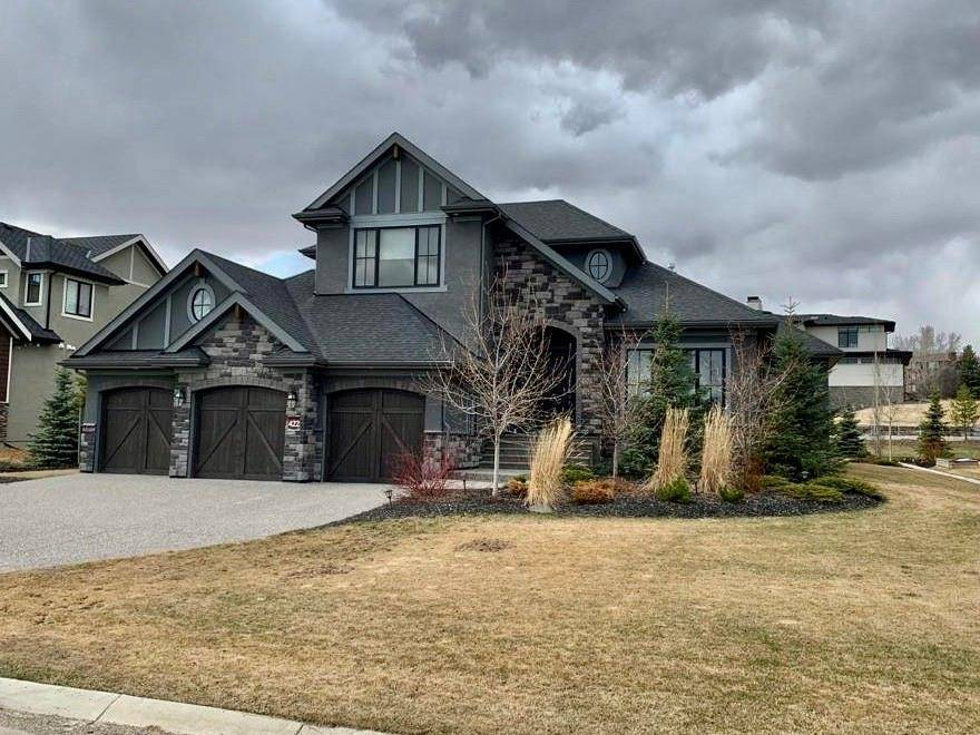 House for sale at 422 Brookside Ct Watermark, Rural Rocky View County Alberta - MLS: C4287587