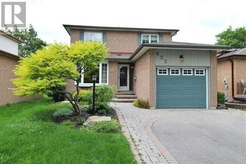House for sale at 422 Grange Ct Oshawa Ontario - MLS: E4424914