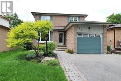 House for sale at 422 Grange Ct Oshawa Ontario - MLS: E4716594