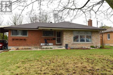 House for sale at 422 High St London Ontario - MLS: 187363