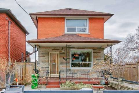 House for sale at 422 Mcroberts Ave Toronto Ontario - MLS: W4703584