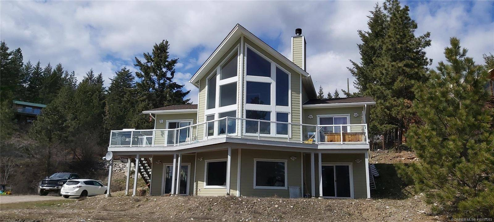 House for sale at 422 Mountain Dr Vernon British Columbia - MLS: 10197283