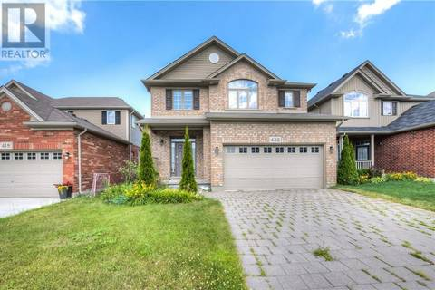 House for sale at 422 Skyline Ave London Ontario - MLS: 208962