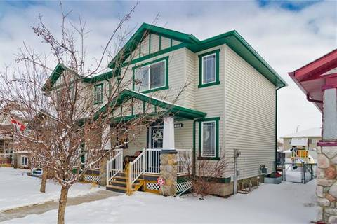 Townhouse for sale at 422 Stonegate Wy Northwest Airdrie Alberta - MLS: C4287418