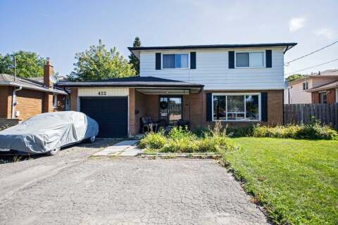 House for sale at 422 Vine St St. Catharines Ontario - MLS: X4923210