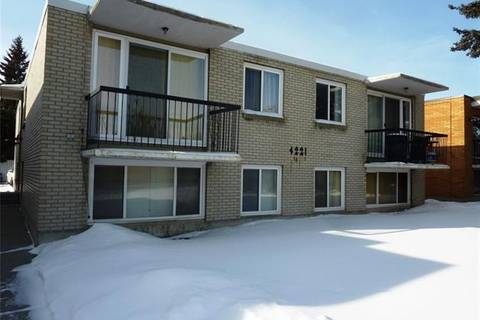 Townhouse for sale at 4221 Bow Tr Southwest Calgary Alberta - MLS: C4232764