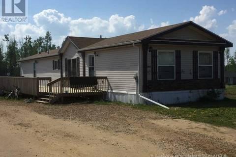 Home for sale at 4221 Caribou Cres Wabasca-desmarais Alberta - MLS: 49367