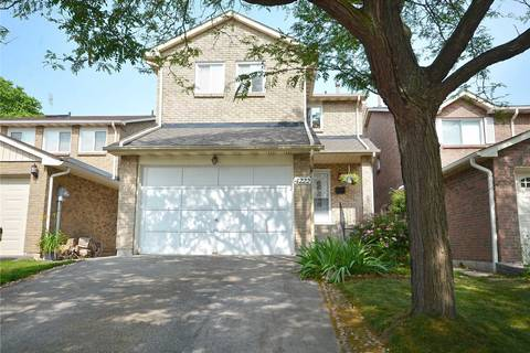 House for sale at 4222 Powderhorn Cres Mississauga Ontario - MLS: W4511363