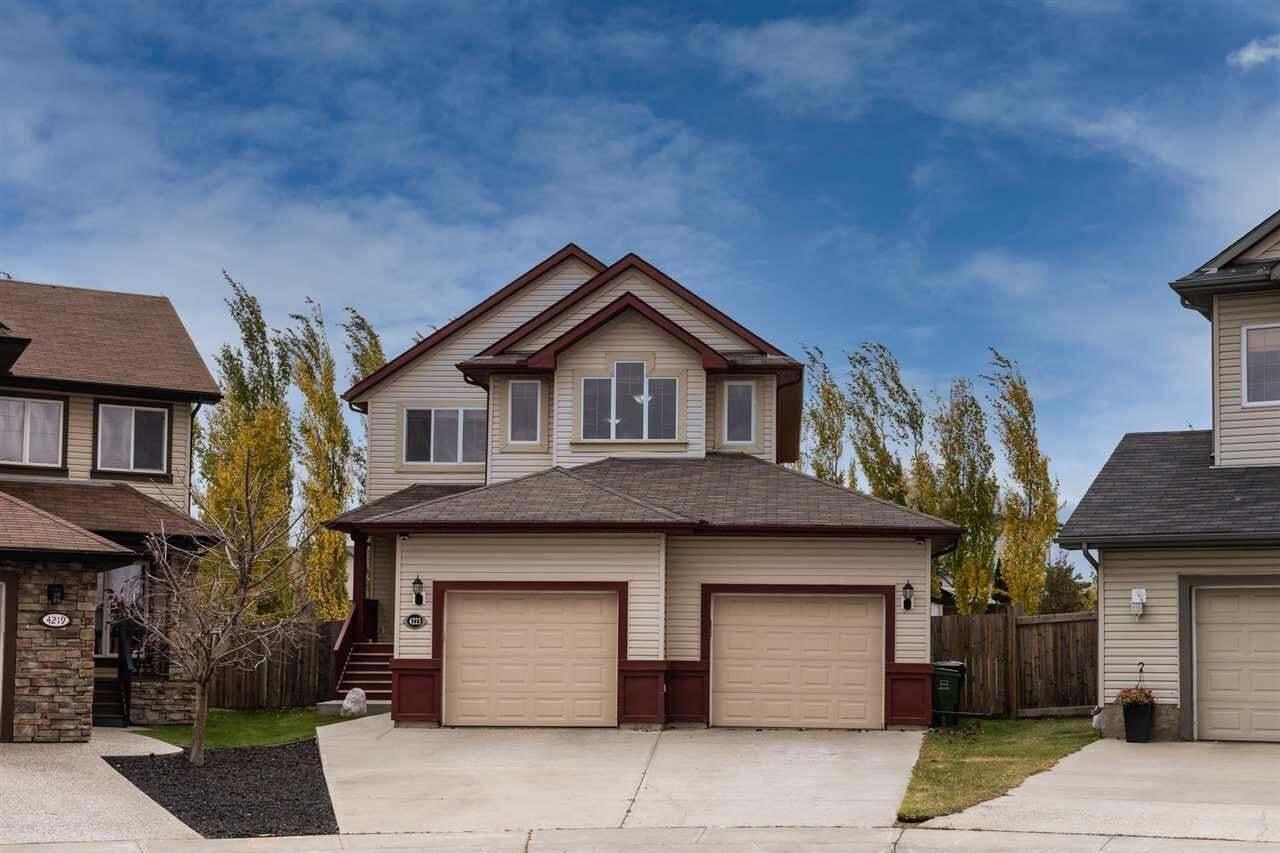 House for sale at 4223 157 Av NW Edmonton Alberta - MLS: E4218503