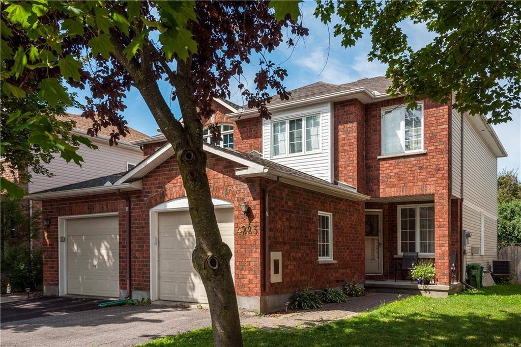 House for sale at 4223 Owl Valley Dr Ottawa Ontario - MLS: 1165687