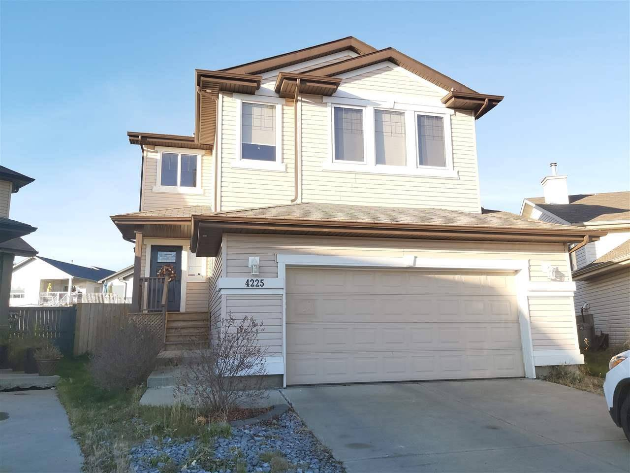 House for sale at 4225 156a Ave Nw Edmonton Alberta - MLS: E4178965