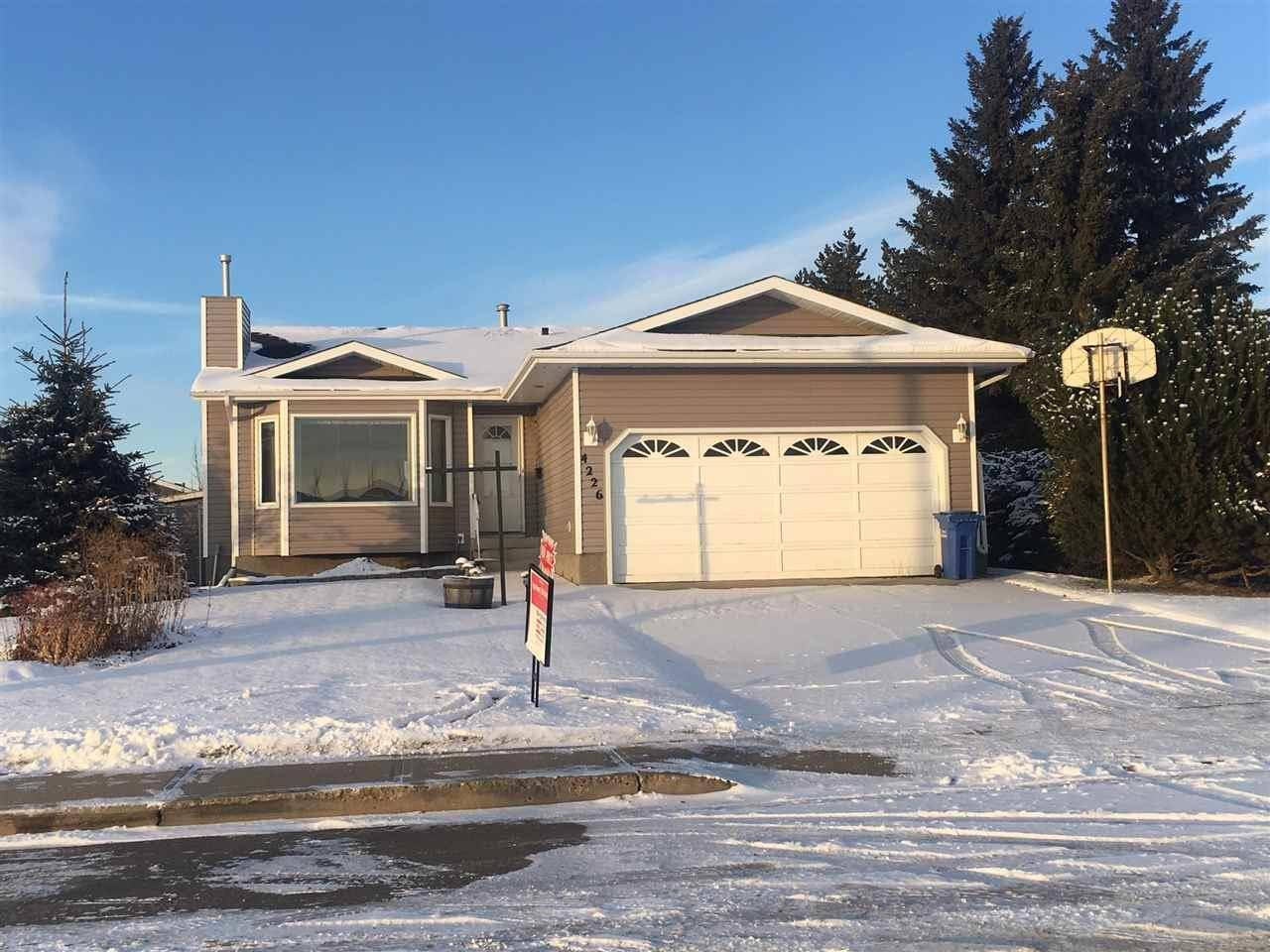House for sale at 4226 56 Ave Wetaskiwin Alberta - MLS: E4183284