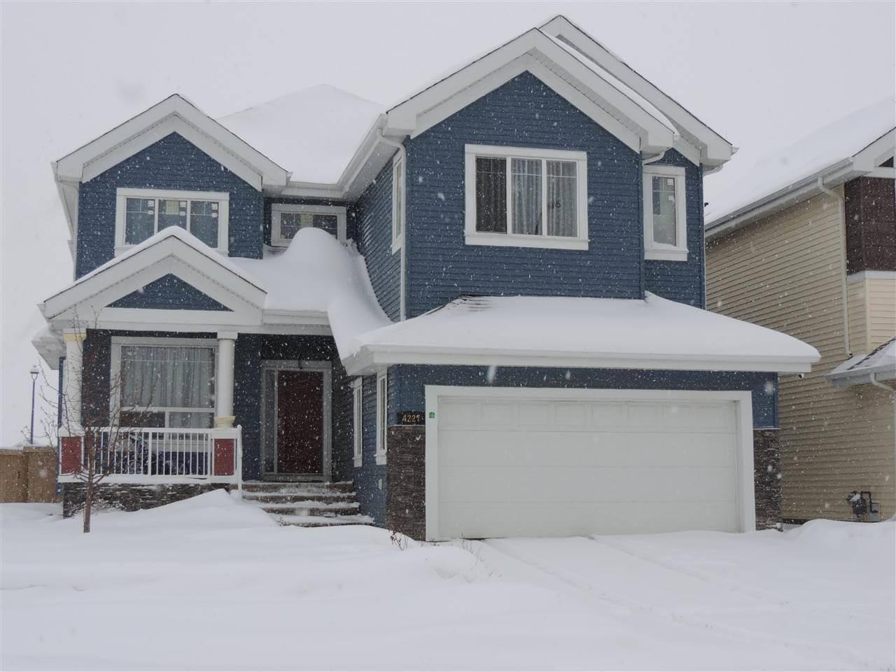 House for sale at 4227 Savaryn Dr Sw Edmonton Alberta - MLS: E4184855