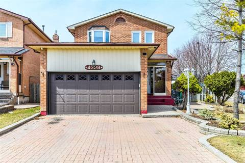 House for sale at 4229 Angeloni Dr Mississauga Ontario - MLS: W4418325