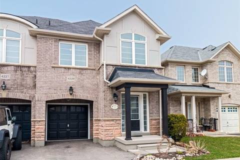 House for sale at 4229 Cole Cres Burlington Ontario - MLS: H4051405