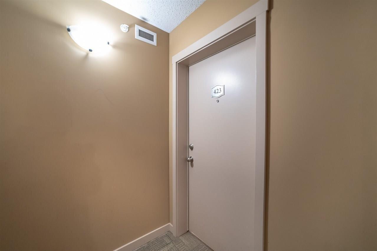 Condo for sale at 12035 22 Av SW Unit 423 Edmonton Alberta - MLS: E4220829