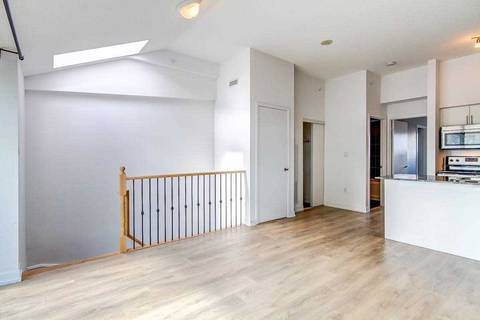 Apartment for rent at 1410 Dupont St Unit 423 Toronto Ontario - MLS: W4723766