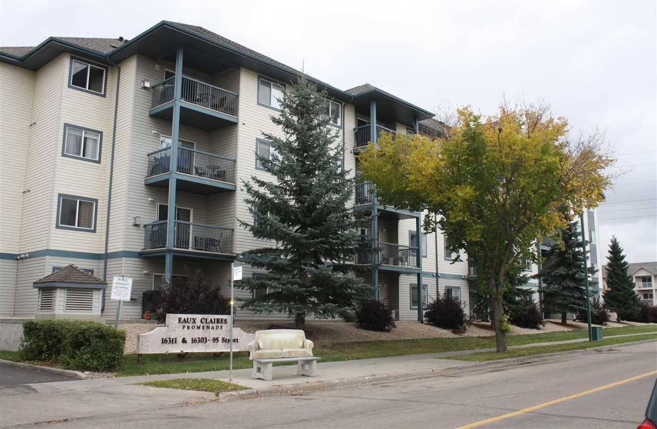 Condo for sale at 16303 95 St Nw Unit 423 Edmonton Alberta - MLS: E4178436