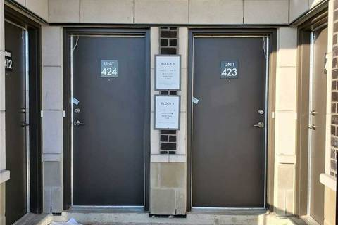 Apartment for rent at 1711 Pure Springs Blvd Unit 423 Pickering Ontario - MLS: E4700378