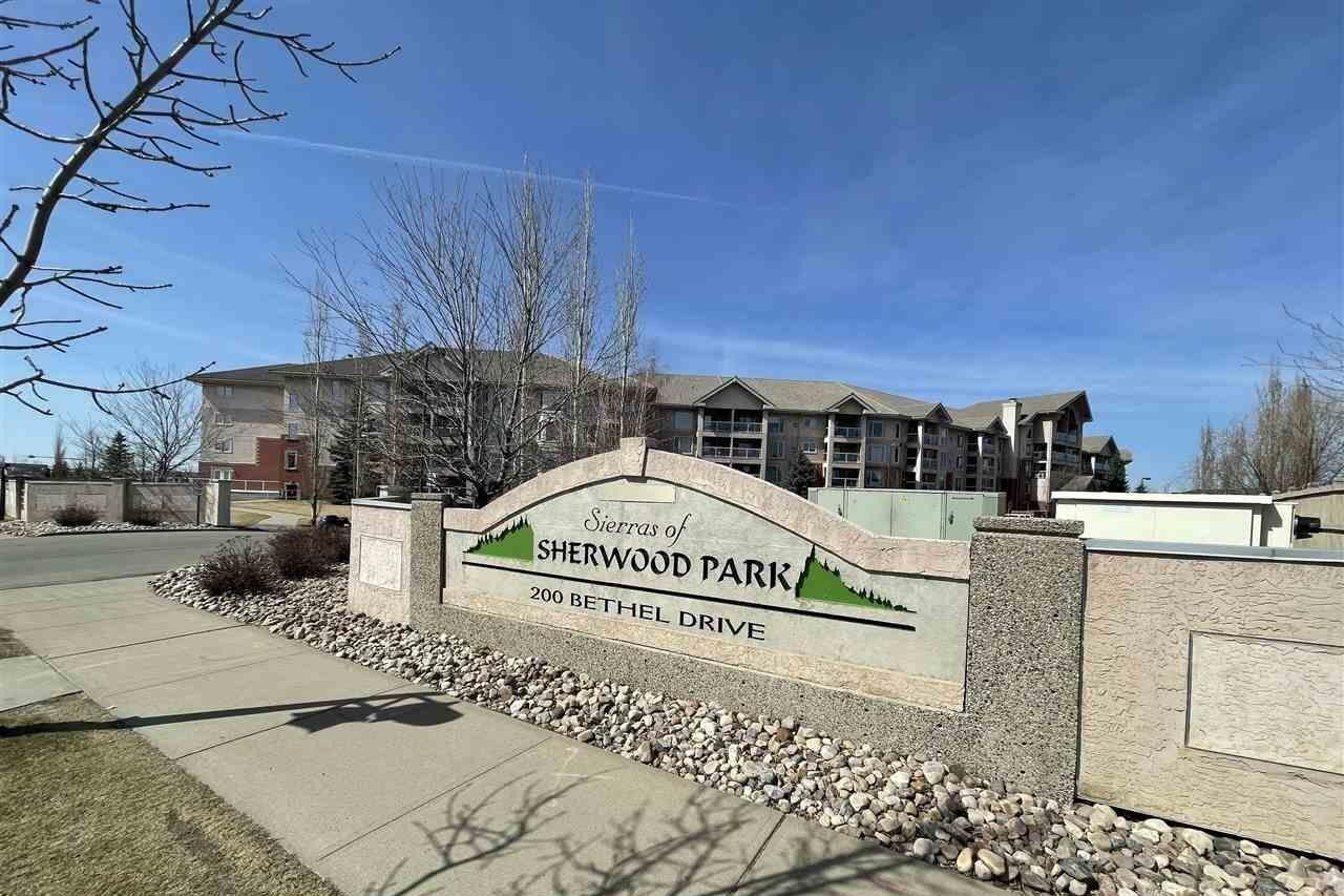 Condo for sale at 200 Bethel Dr Unit 423 Sherwood Park Alberta - MLS: E4220966