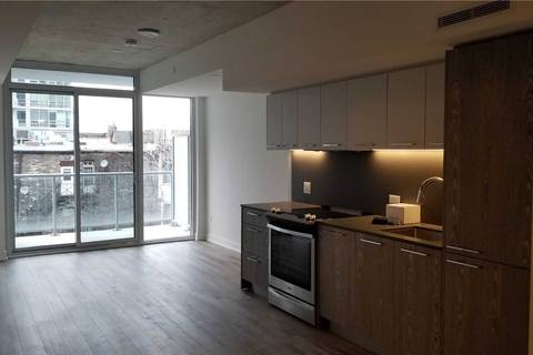 Apartment for rent at 30 Baseball Pl Unit 423 Toronto Ontario - MLS: E4669426