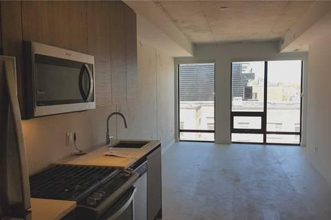 Apartment for rent at 875 Queen St Unit 423 Toronto Ontario - MLS: E4745115