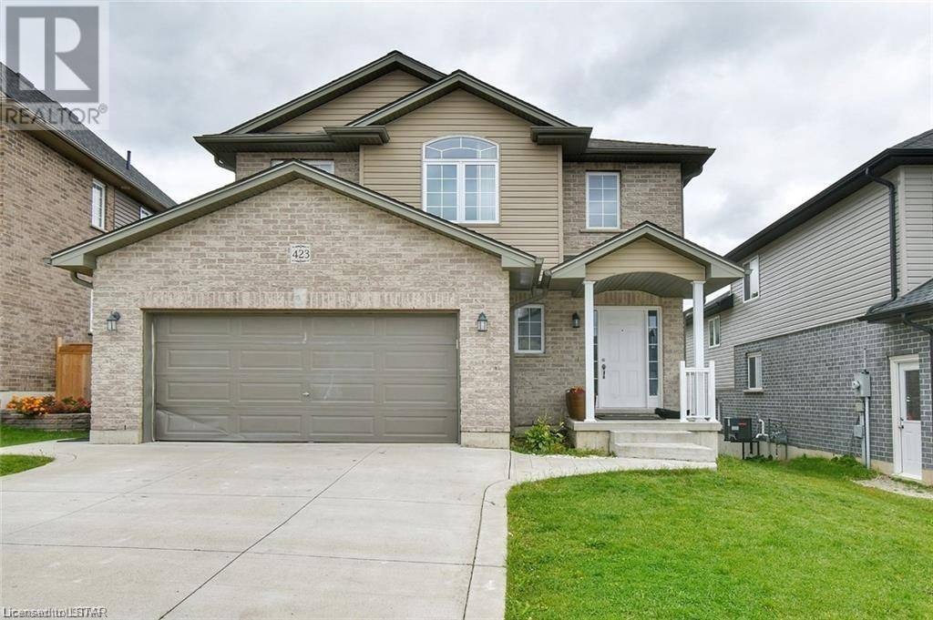 House for sale at 423 Alan Cres Woodstock Ontario - MLS: 241409