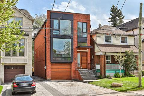House for sale at 423 Belsize Dr Toronto Ontario - MLS: C4461879