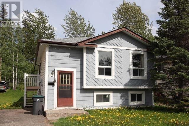 House for sale at 423 Bergeron Dr Tumbler Ridge British Columbia - MLS: 184981