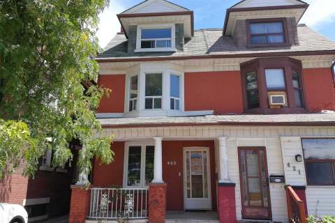 Townhouse for sale at 423 Broadview Ave Toronto Ontario - MLS: E4854783