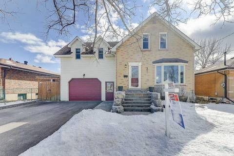 House for sale at 423 Fairleigh Ave Oshawa Ontario - MLS: E4703306