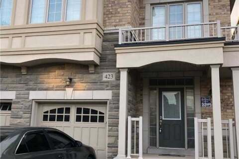 Townhouse for rent at 423 George Ryan Ave Oakville Ontario - MLS: W4920342