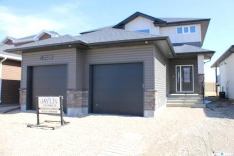 House for sale at 423 Glacial Shores Manr Saskatoon Saskatchewan - MLS: SK808152