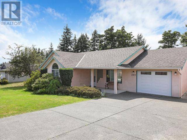House for sale at 423 Megin Wy Comox British Columbia - MLS: 459336