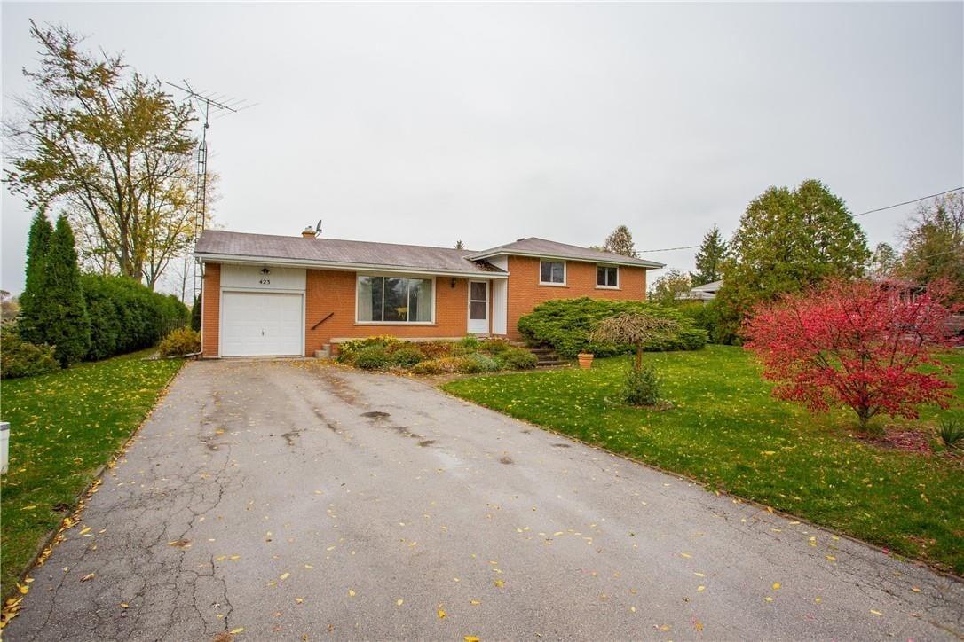 House for sale at 423 Rock Chapel Rd Flamborough Ontario - MLS: H4091090