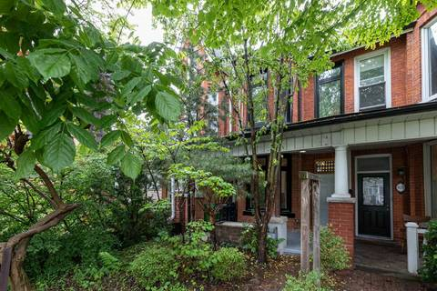 Townhouse for sale at 423 St Clarens Ave Toronto Ontario - MLS: C4481786
