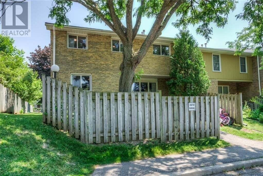 Townhouse for sale at 423 Westwood Dr Kitchener Ontario - MLS: 30819401