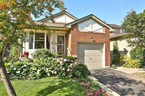 House for sale at 4230 Stonemason Cres Mississauga Ontario - MLS: W4549347