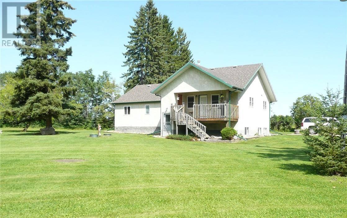 House for sale at 423018 Range Rd Rural Ponoka County Alberta - MLS: ca0175167