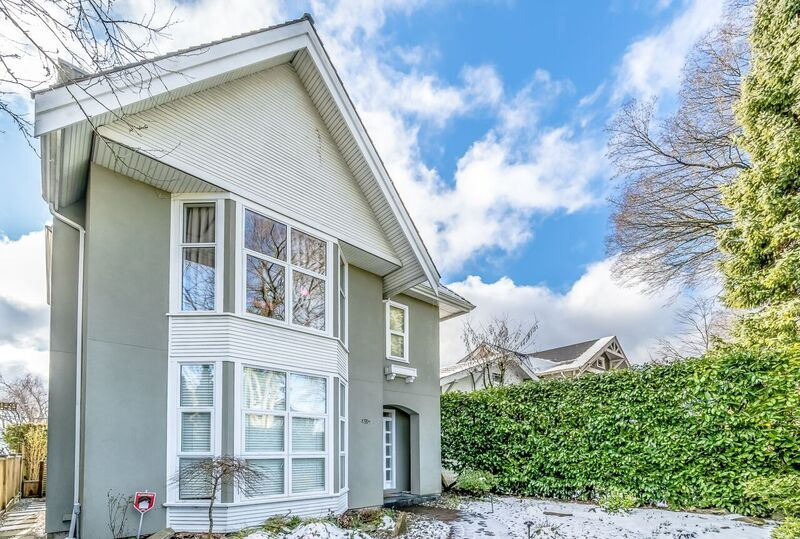 For Sale: 4232 W 13th Avenue, Vancouver, BC   4 Bed, 3 Bath House for $3,588,000. See 17 photos!