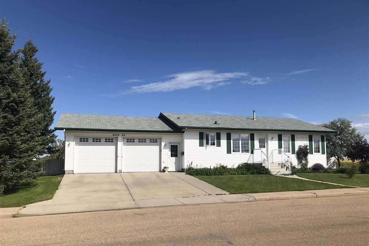 House for sale at 4234 54 Av Tofield Alberta - MLS: E4183251