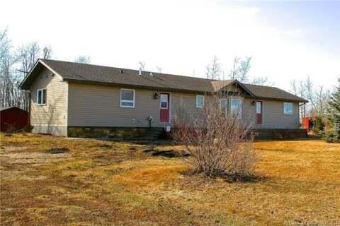 House for sale at 42342 Range Road 215  Rural Camrose County Alberta - MLS: CA0192014