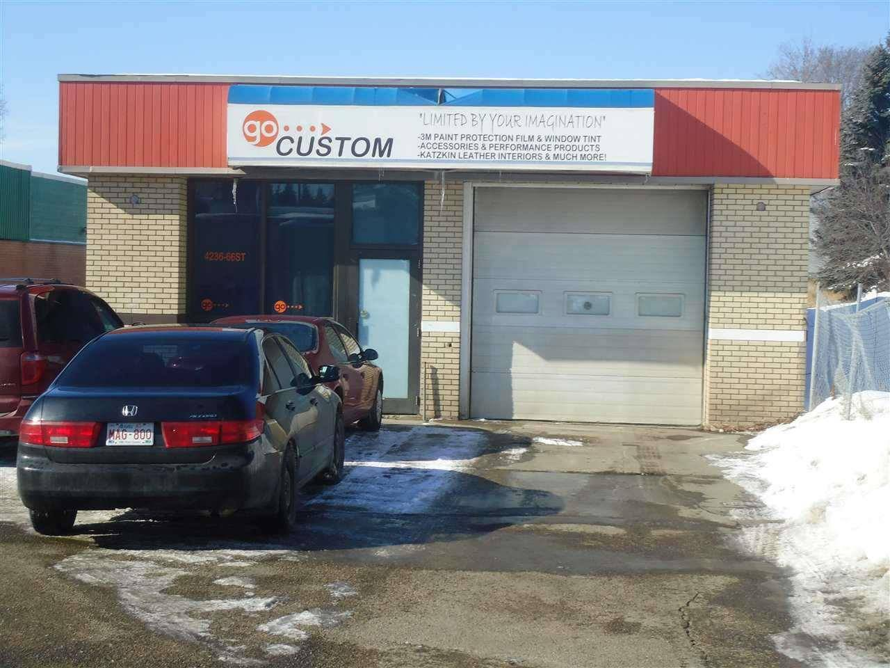 Commercial property for sale at 4236 66 St Nw Edmonton Alberta - MLS: E4139478