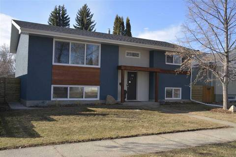 House for sale at 112 Ave Ave Nw Unit 4237 Edmonton Alberta - MLS: E4151971