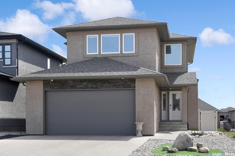 House for sale at 4237 Albulet Dr Regina Saskatchewan - MLS: SK809905